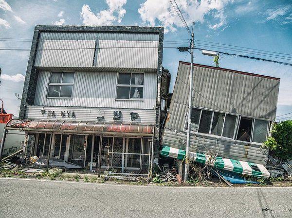 fukushima cinco após 7