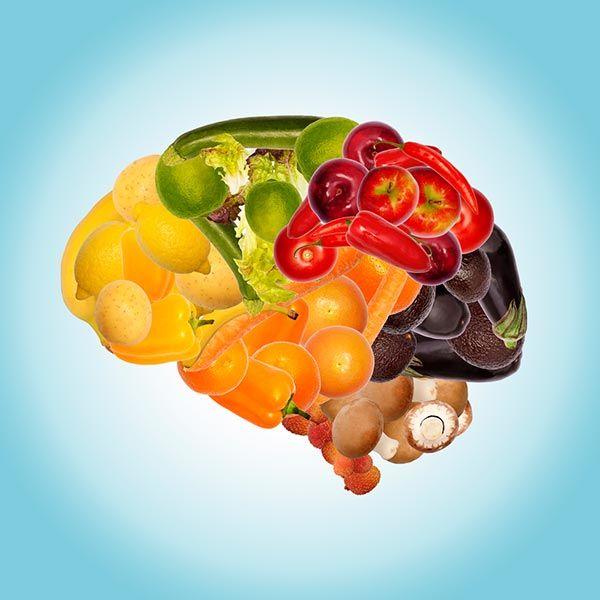 memoria comida cerebro