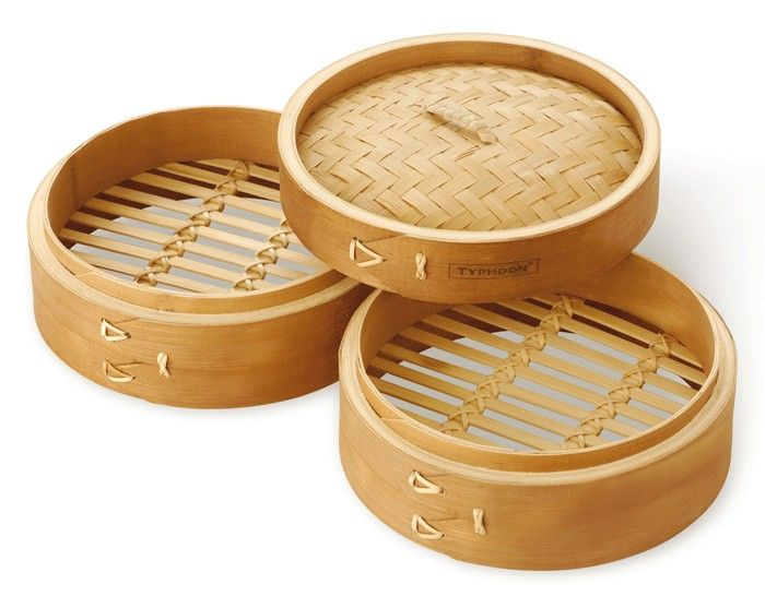 panela de bambu