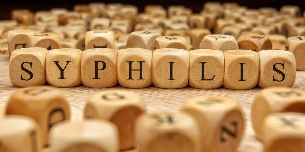 Sifilis tem cura?