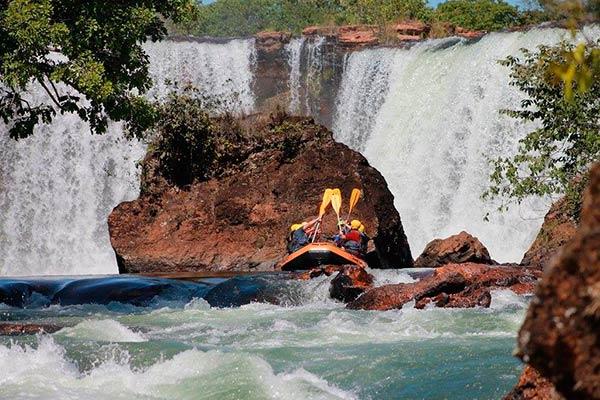 tocantins cachoeira formiga