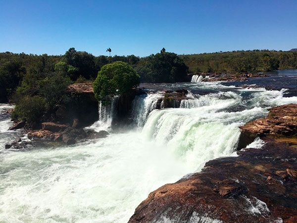 tocantins cachoeira velha