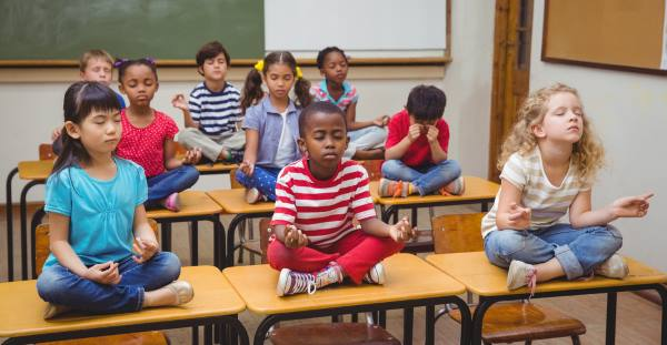 meditação-escola