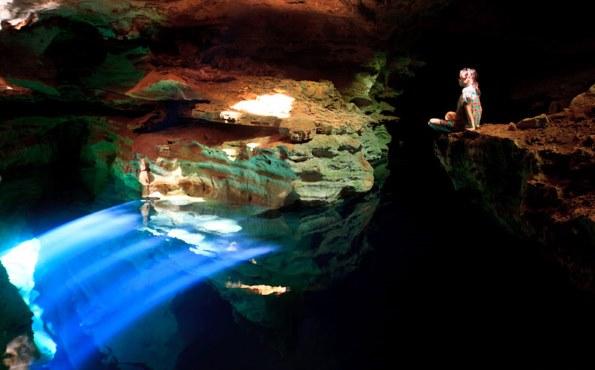 caverna poço azul 4