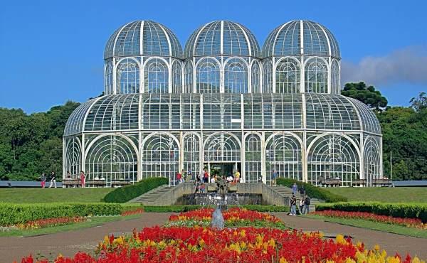 jardim botanico curitiba 2