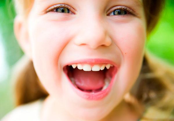 sorrir menina