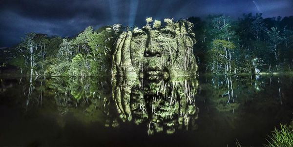 Philippe Echaroux na Amazônia