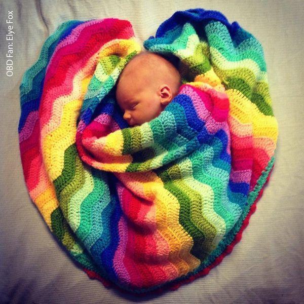 bebe arcoiris 7
