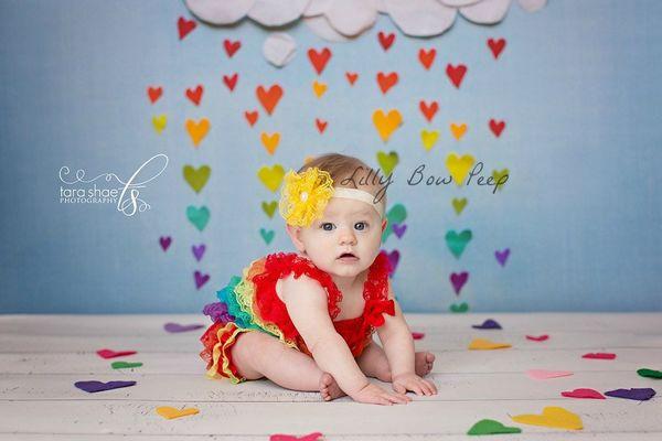 bebe arcoiris 9