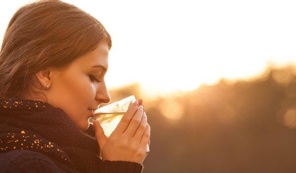 chá cáscara sagrada