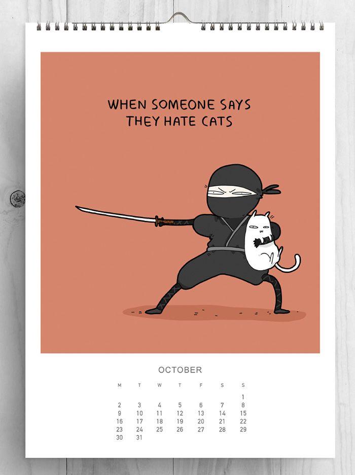 outubro gatos