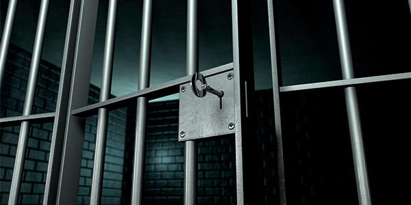 prisões vazias