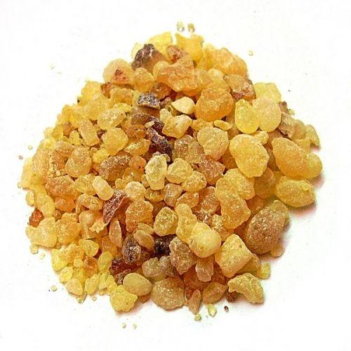 resina aromática olíbano