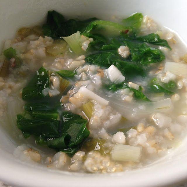 sopa de arroz pai josé