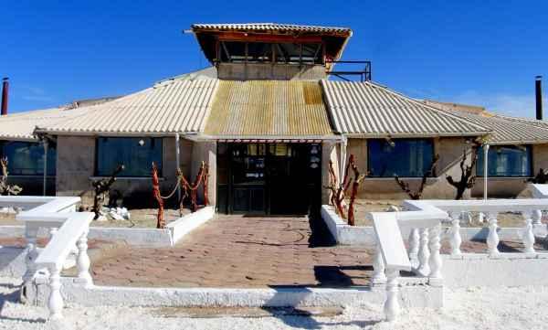 hotel palacio de sal uyuni