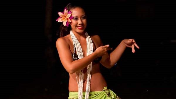 carnaval havaiana