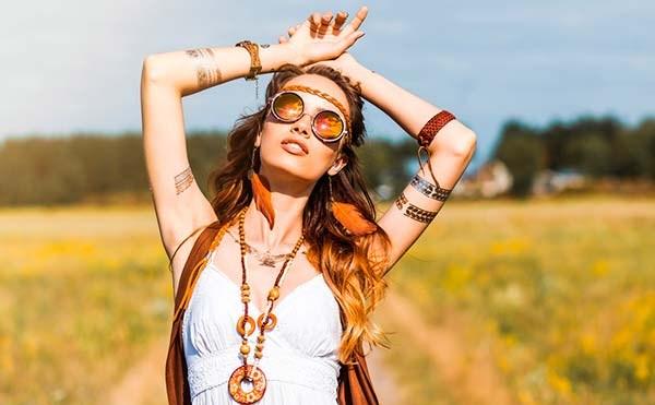 carnaval hippie