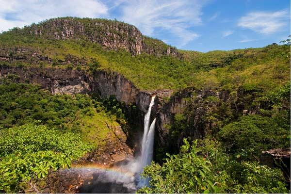 parque nacional chapada veadeiros