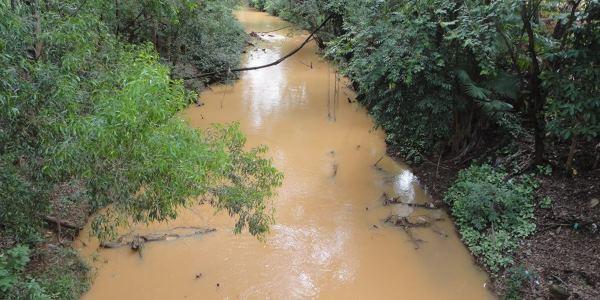 rio no Espírito Santo