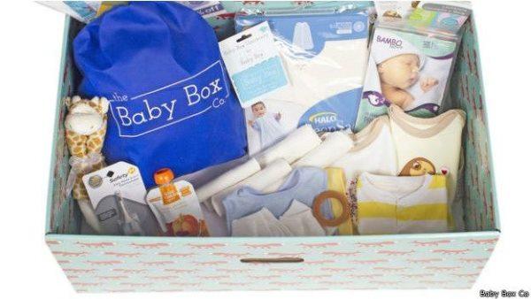 baby box inglesa