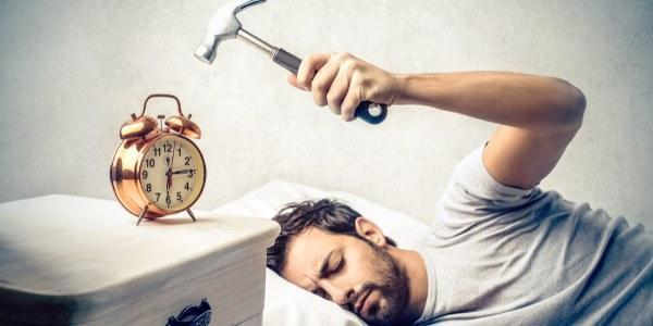 desligar despertador