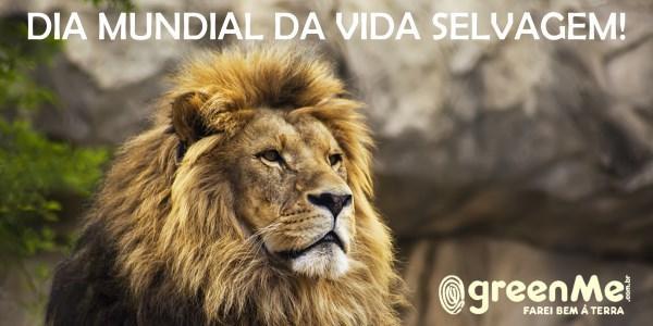 dia mundial vida selvagem