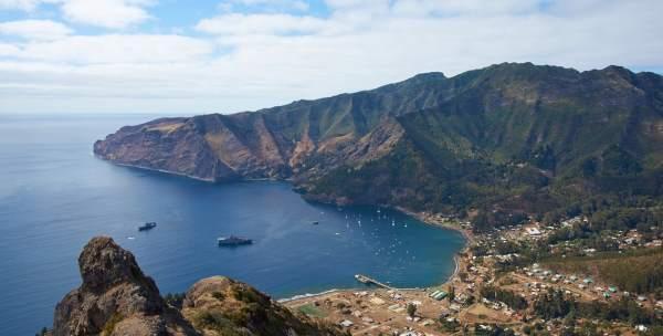 Ilha Juan Fernandez