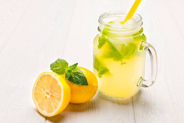 limonada limao siciliano