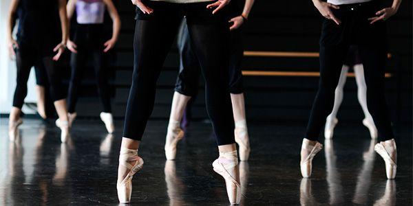 ballet adulto ponta