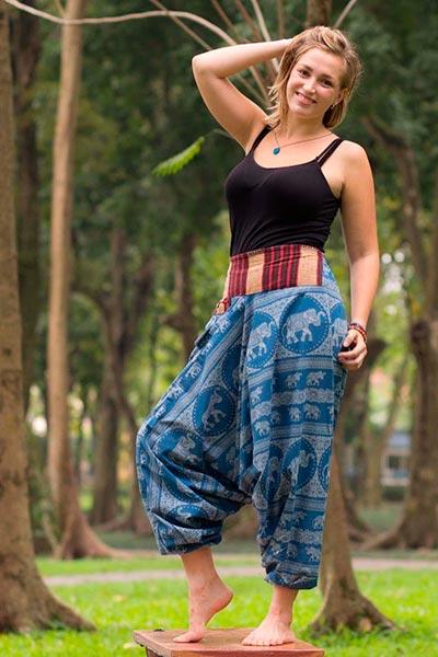 calca thai etnica