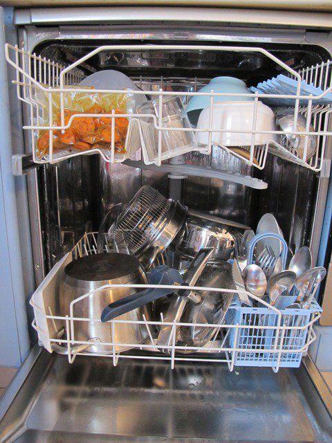 cozinhar maquina lavar loucas