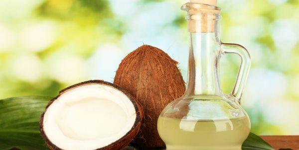 receita óleo de coco
