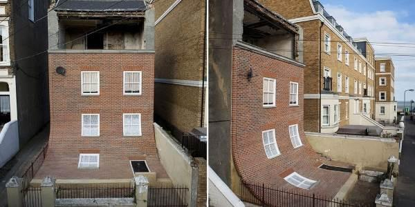 ilusao optica Alex Chinneck