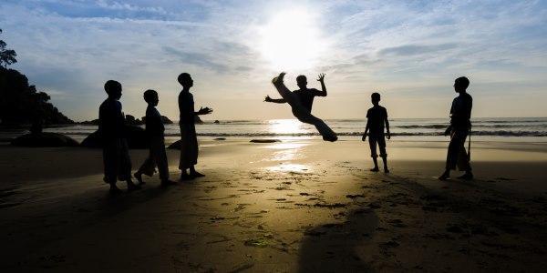 capoeira de angola