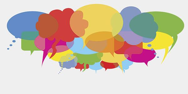 discussão nas redes sociais