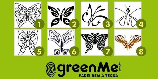 teste da borboleta