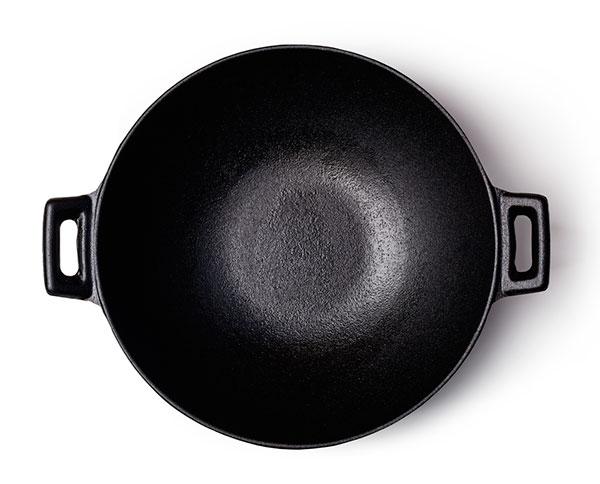 wok ferro