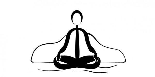 yoga para dormir meditação