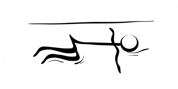 yoga para dormir supta matsyendrasana