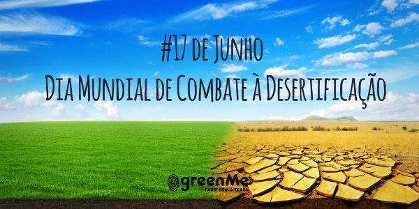 Dia Mundial de Luta contra a Desertificação