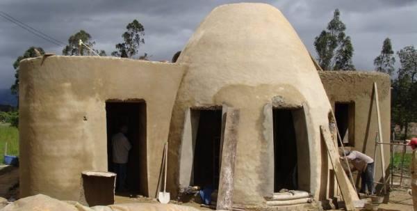 Casas de Superadobe