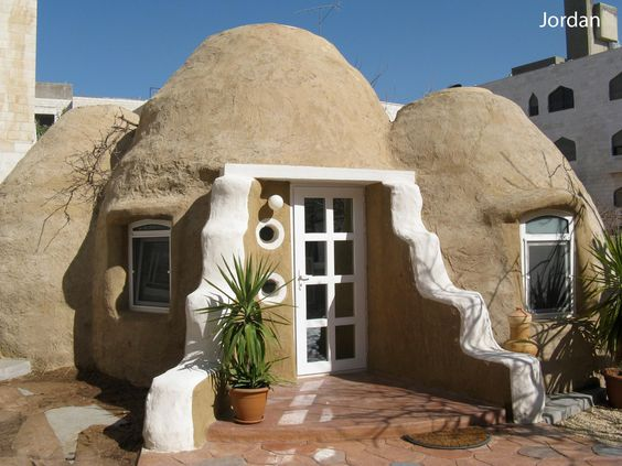 superadobe projects