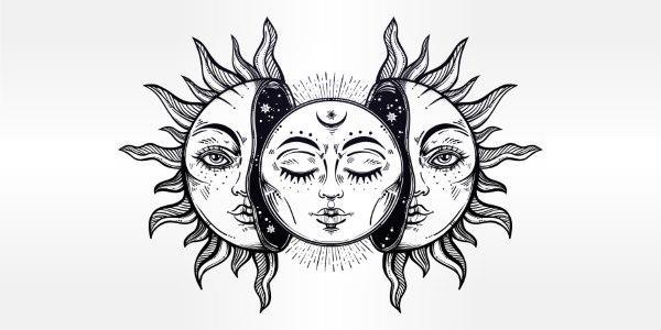 lua e ciclos femininos