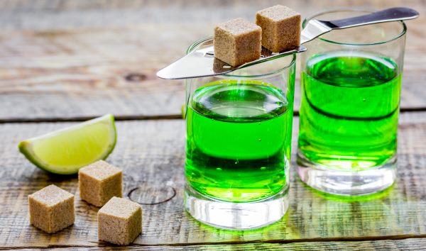 absinte bebida