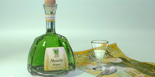 planta de absinto