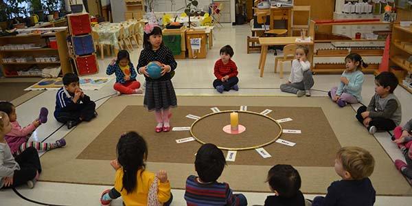 aniversário Montessori