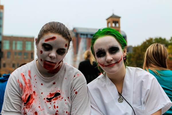 halloween adolescentes