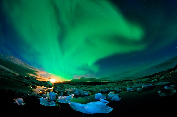 isalndia aurora