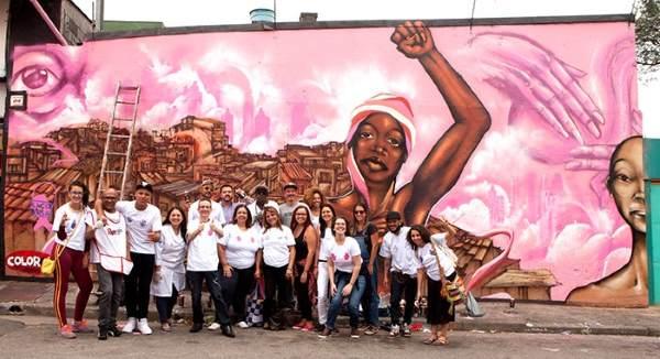 outubro rosa murales 2