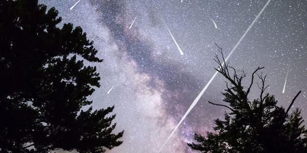 estrelas-cadentes artificiais